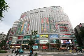 【Shopping】Yodobashi Camera