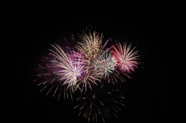 【Sightseeing】Fireworks at Sumidagawa River