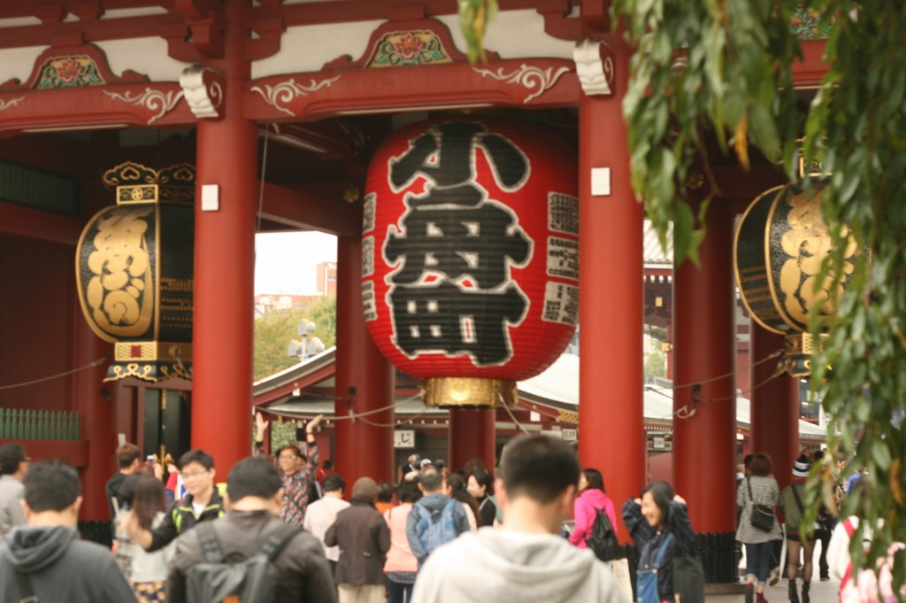 【Sightseeing】Sensoji