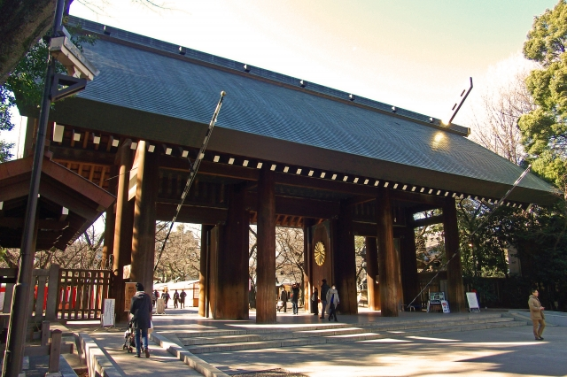 【Sightseeing】Yasukuni Shrine