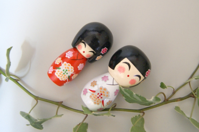【Shopping】Usaburo Kokeshi