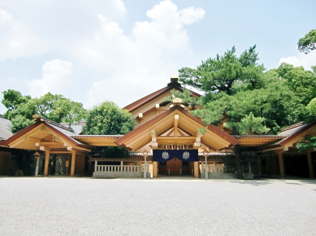 【Sightseeing】Atsuta Shrine