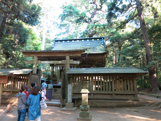 【Sightseeing】Kashima Shrine