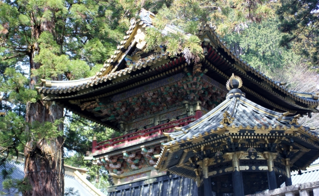 【Sightseeing】Nikko Toshogu Shrine