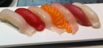 Eat Sushi as much as you like