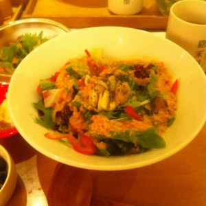 【Taipei】Eating healthy Udon at Kakaya