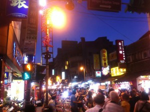 Guangzhou Street Night Market