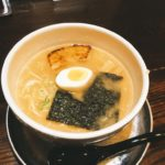 【Ramen】I went to Koumen光麺 Shinjuku South Exit Branch.