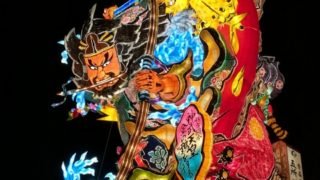 What is good about Nebuta Festival?