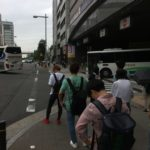 【Highway bus】I tried riding on Orion Bus from Nagoya to Tokyo Shinjuku busta in daytime