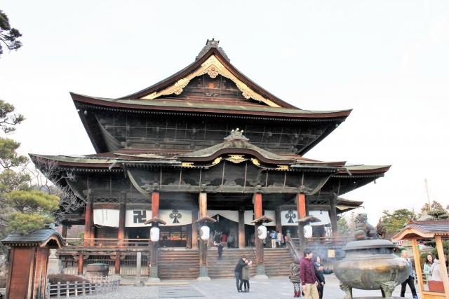 【Nagano】Zenko-ji Temple