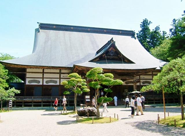 【Iwate】Chusonji Temple