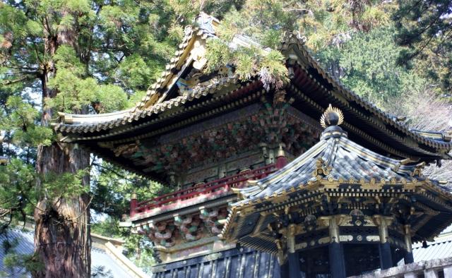 【Sightseeing】Nikko Toshogu Shrine