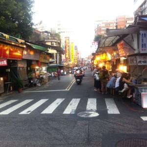 【Taipei】Liaoning Street Night Market