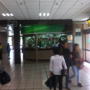 【Taipei】Post office for weekends