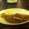 【Taipei】Enjoy eating pancake at Ueshima coffee