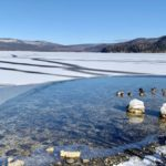 In the Akan National Park in Hokkaido, the Ainu culture and frost flowers