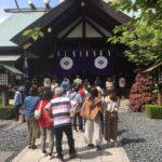 【Sightseeing】How to get to Tokyo Daijingu from JR Iidabashi Station