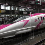 Hello Kitty Shinkansen(bullet train) Ride Guide/How to Reserve Fees and Tickets